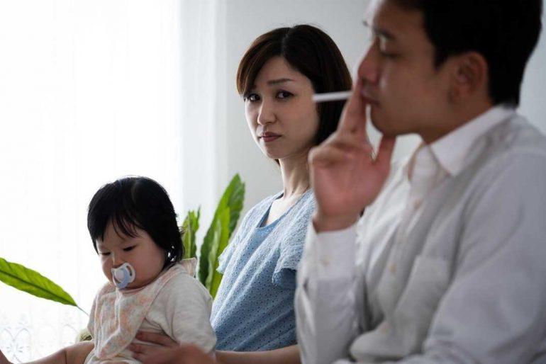 副流煙による受動喫煙のリスク|盛岡市で禁煙外来なら二宮内科クリニック